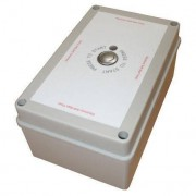 Luxway Timer 6000W med automatisk stoppfunktion