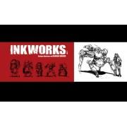 Inkworks: Darren Quach Sketchbook Vol. 01, Hardcover