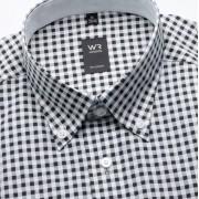 Bărbați cămașă clasică Willsoor Londra 833