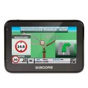 """Snooper Ventura Pro S2700 Fisso 4.3"""" LCD Touch screen Nero navigatore"""