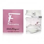 F for Fascinating Ferragamo Eau de Toilette Spray 50ml