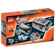 Lego Klocki konstrukcyjne Technic Silnik Power Function 8293