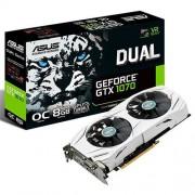 Asus Tarjeta Grafica Asus Dual-Gtx1070-O8g 8gb Gddr5 Pcie3.0 Hdmi Geforce Gtx170