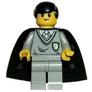 "Harry/Goyle (Slytherin Torso, YF) - LEGO 2"" Harry Potter Figure"