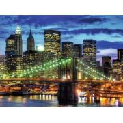 Puzzle Ravensburger - Orizontul Orasului New York, 1.500 piese (16272)