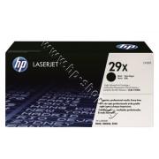 Тонер HP 29X за 5000/5100 (10K), p/n C4129X - Оригинален HP консуматив - тонер касета
