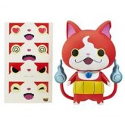 Yo-Kai Watch Mood Reveal Glow In The Dark Eye Stickers Jibanyan Figure