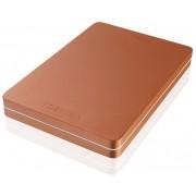 """Toshiba ext. drive 2.5"""" USB 3.0 Canvio ALU 3S Red Външен HDD 1TB"""