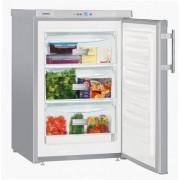 GARANTIE 4 ANI Congelator TopTable Liebherr, Comfort, clasa A+, SmartFrost,3 sertare, silver Gsl 1223