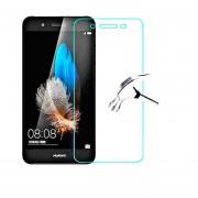 Mica para Huawei L13 Gr3 Cristal templado - Transparente.