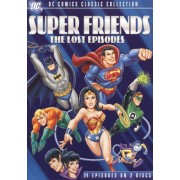 Superfriends: The Lost Episodes [2 Discs] [DVD]