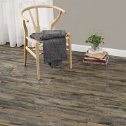 [neu.haus]® Suelo de vinilo (6,68m² - roble - madera antigua) muy estructurada planchas tablas - suelo laminado