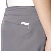 Adidas golfrokje Essentials 3-Stripes dames grijs maat 40