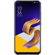 "Telefon Mobil Asus ZenFone 5Z ZS620KL, Procesor Octa-Core Snapdragon 845, IPS LCD Capacitive touchscreen 6.2"", 6GB RAM, 64GB Flash, Camera Duala 12+8MP, Wi-Fi, 4G, Dual Sim, Android (Albastru inchis) + Cartela SIM Orange PrePay, 6 euro credit, 6 GB intern"