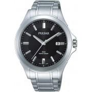 Pulsar PS9309X1 - Horloge - 42 mm - Zilverkleurig