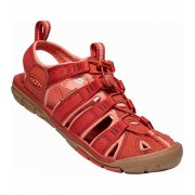 KEEN CLEARWATER CNX W Dámské sandály 10012451KEN01 dark red/coral 39