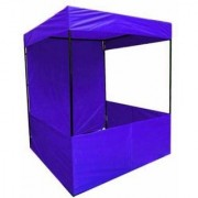 eweft CANOPY Tent - For Advertisement 6X6X7 FEET (Blue) Tent - For 4