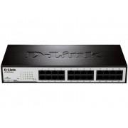 D-Link DES-1024D Nätverks-switch 26 + 2 Port 100 Mbit/s