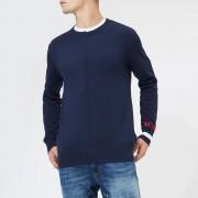 Diesel Men's K-Top Sweatshirt - Blue - M - Blue