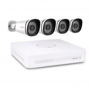 Foscam NVR FN7108E-B4-2T Full HD IP-camera Kit