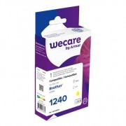 Wecare WEC 1556 Brother LC-1240/80 Yellow