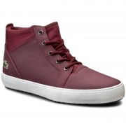 Sneakers LACOSTE - Ampthill Chukka 416 1 Spw 7-32SPW01541V9 Burg