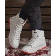 Superdry Lux Premium Basketballschuhe 45 weiß