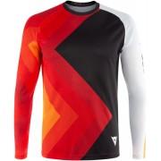 Dainese HG 3 Jersey Negro Blanco Rojo S