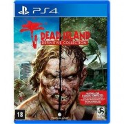 DEAD ISLAND: DEFINITIVE COLLECTION - PS4 - Unissex