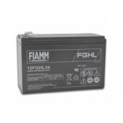 Fiamm Batteria Piombo-Acido 12V 8,4Ah (Faston 6.3mm)