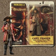 Pirates of the Caribbean: At World's End Series 2 > Captain Teague Action Figure