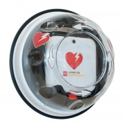 Väggskåp till defibrillator Rotaid Plus Inomhus med larm