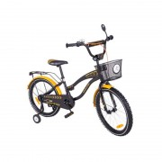 Bicicleta copii MyKids Toma Exclusive 2001 Orange 20 inch