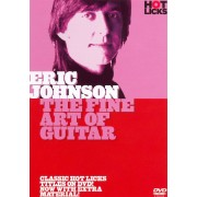 Eric Johnson: The Fine Art of Guitar [DVD]