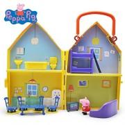 SAMANIS Peppa Pig Doll House