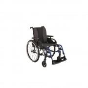 Invacare Cadeira de Rodas Action 3NG Light 45,5 cm Maciça (Anti-furo) Nylon Sim Verde elétrico - Invacare