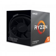 CPU, AMD RYZEN 5 3400G /3.7GHz/ 6MB Cache/ AM4/ BOX (YD3400C5FHBOX)