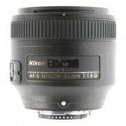 Nikon AF-S Nikkor 85mm 1:1.8G negro refurbished