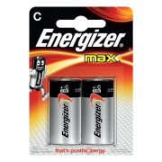 Energizer Max+ Power - mezzatorcia - C - E300129500 (conf.2) - 383160 - Energizer