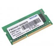 Memorie laptop Patriot SDDR3 4GB 1600Mhz