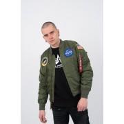 Alpha Industries Ma 1 Vf Nasa férfi kabát 166107 01