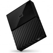 HDD extern WD My Passport, 2.5'' 3TB USB 3.0 Negru