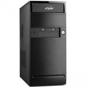 Кутия Spire MANEO SP1073B за компютър черна с 420W захранване 120mm, SP-CASE-SP1073B-420W