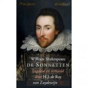 De sonnetten - William Shakespeare