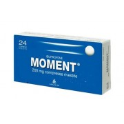 Angelini Spa Moment 200 Mg Compresse Rivestite 24 Compresse