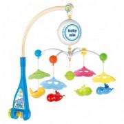 Carusel muzical bebe - Pasarele
