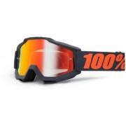 100% Masque 100% Accuri Gunmetal Mirror Gris