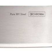Solhem Co2-laser gravyr på kockkniv