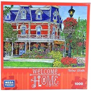 Welcome Home Puzzle- Prince of Wales Hotel 1000 Piece Jigsaw Puzzle By Thelma Winter