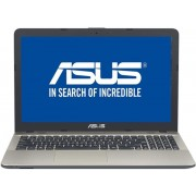 "Laptop ASUS X541NA-GO508 (Procesor Intel® Celeron® Dual Core N3350 (2M Cache, up to 2.4 GHz), Apollo Lake, 15.6"", 4GB, 1TB HDD @5400RPM, Intel HD graphics 500, Endless OS, Negru ciocolatiu)"